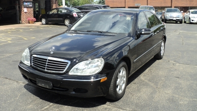 Reina international auto 2002 mercedes benz s class s430 for 2002 mercedes benz s430 price