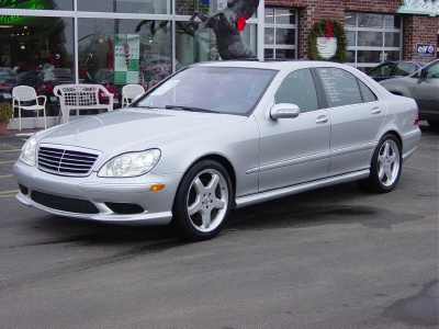 Reina international auto 2003 mercedes benz s class s500 for Mercedes benz s500 2003