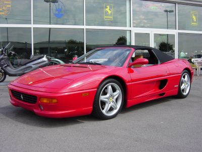 reina international auto 1997 ferrari f355 spider. Black Bedroom Furniture Sets. Home Design Ideas