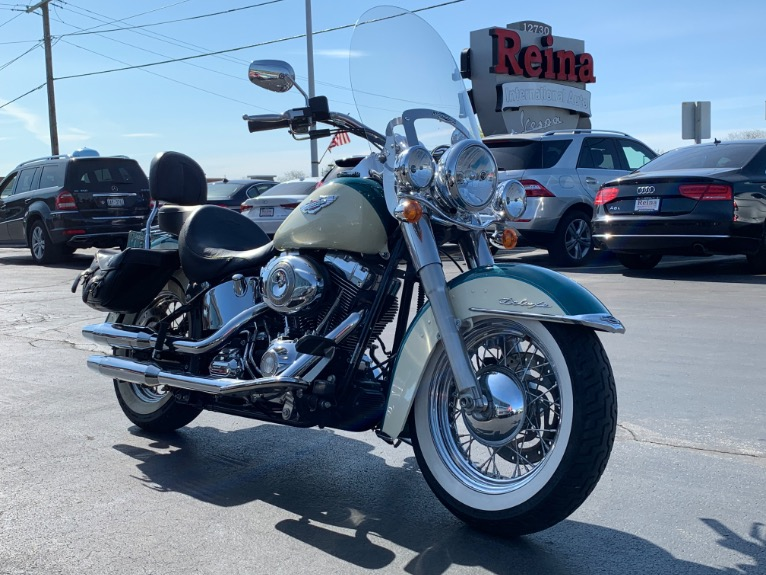 2009 Harley Davidson Heritage Softail DeLuxe