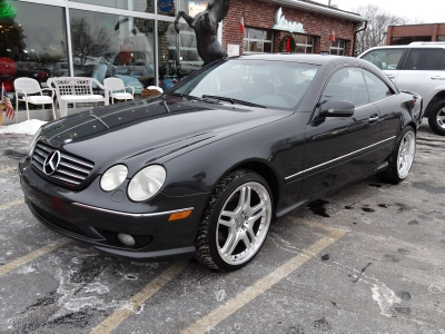 2002 Mercedes Benz Cl Class Cl55 Amg Stock 8255 For Sale Near