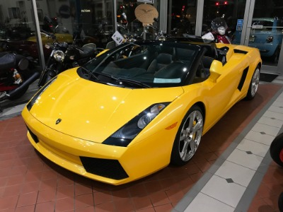 2008 Lamborghini Gallardo Spyder Stock 5826 For Sale Near