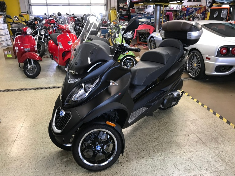 reina international auto:: 2016 piaggio mp3 500 -