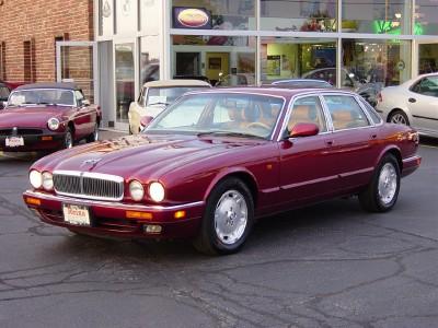 1996 jaguar xj6 xj6 stock # 4160 for sale near brookfield, wi | wi