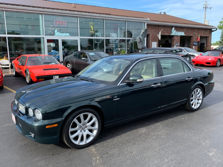 2008 Jaguar XJ-Series