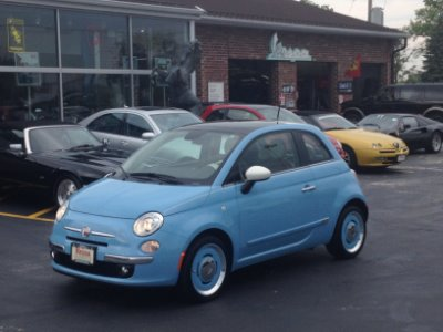 2015 Fiat 500 1957 Edition Stock 0807 For Sale Near Brookfield Wi