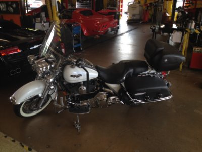 2004 HARLEY DAVIDSON Road King Classic Stock # 0726 for sale
