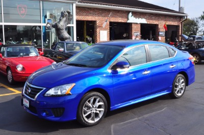 Nissan Dealers In Wisconsin >> 2015 Nissan Sentra Sv W Navigation Stock 5709 For Sale