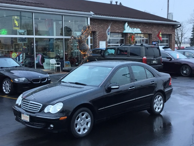 2006 Mercedes-Benz C 280 Luxury 4-matic