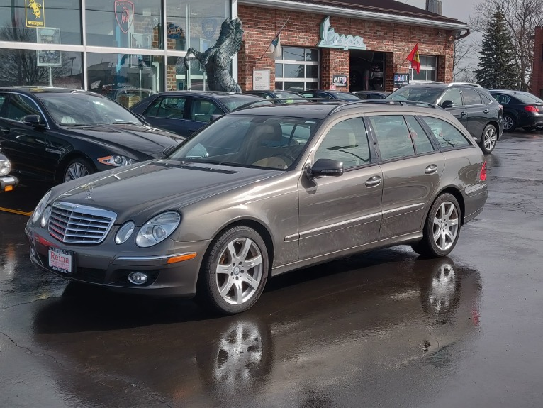 2008 Mercedes-Benz E350 Wagon 4-Matic