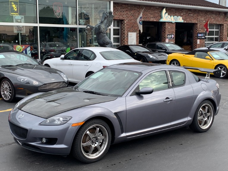 2004 Mazda RX-8 Stock # 1189 for sale near Brookfield, WI | WI Mazda