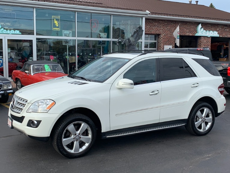 2011 Mercedes-Benz ML