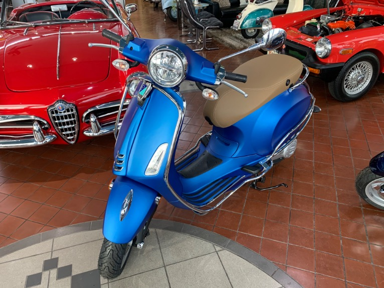 2021 VESPA PRIMAVERA FOR CITY 50