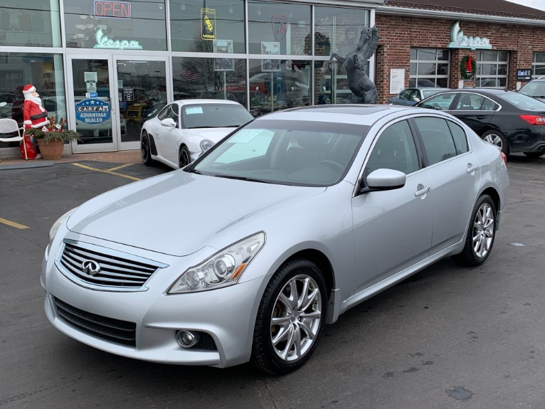 2010 INFINITI G37 X Sports Appearance Edition