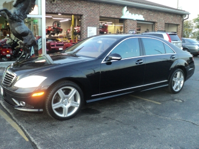 2008 Mercedes Benz S Class S550 4matic Stock 9918 For Sale Near