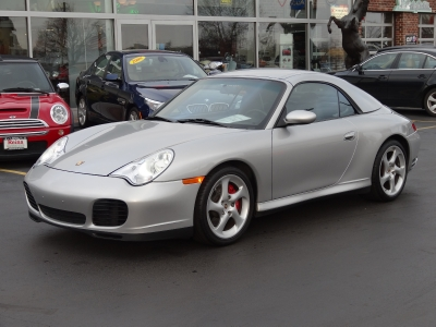 Air Mileage Calculator >> 2004 Porsche 911 Carrera 4S Convertible with Factory Hard Top Stock # 1505 for sale near ...