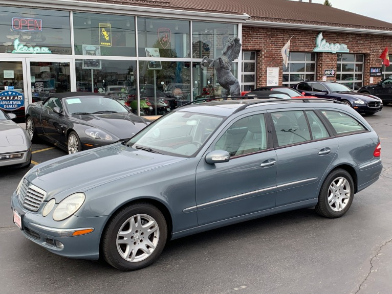 Used 2005 Mercedes-Benz E320 4MATIC Wagon | Brookfield, WI