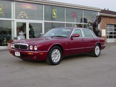 1999 Jaguar Xj8 Xj8 Stock 8156 For Sale Near Brookfield