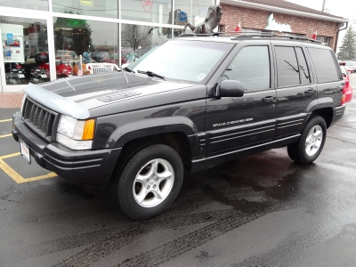 1998 jeep grand cherokee 5 9 limited stock 9619 for sale near brookfield wi wi jeep dealer. Black Bedroom Furniture Sets. Home Design Ideas