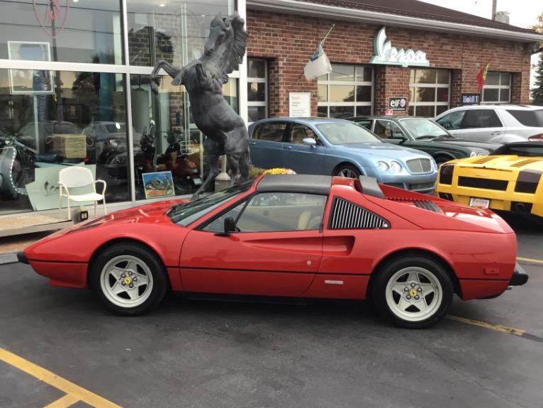 Used 1985 Ferrari 308 GTS Quattrovalve | Brookfield, WI