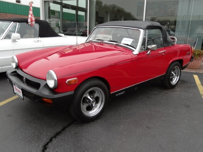 Auto Loan Calculator Edmunds >> 1976 MG Midget Stock # 9060 for sale near Brookfield, WI ...
