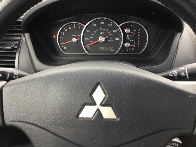 Used-2007-Mitsubishi-Galant-ES