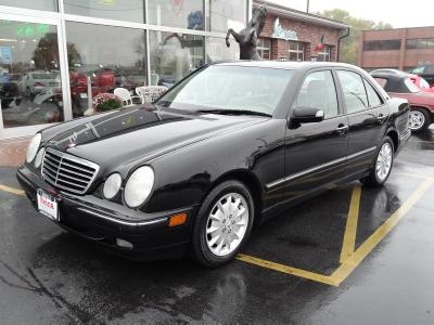 Delightful Used 2001 Mercedes Benz E Class E320 | Brookfield, WI