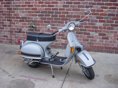 1980 vespa px 200 stock 6736 for sale near brookfield. Black Bedroom Furniture Sets. Home Design Ideas