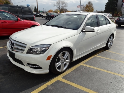 2011 Mercedes Benz C Class Awd C300 4matic Sport Stock