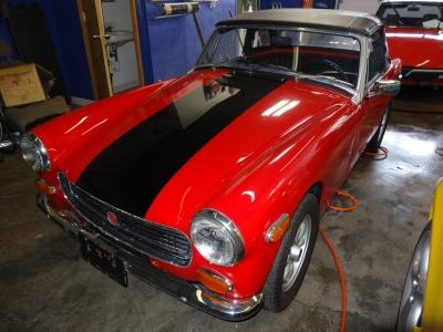 Auto Loan Calculator Edmunds >> 1973 MG Midget Stock # 6543 for sale near Brookfield, WI | WI MG Dealer