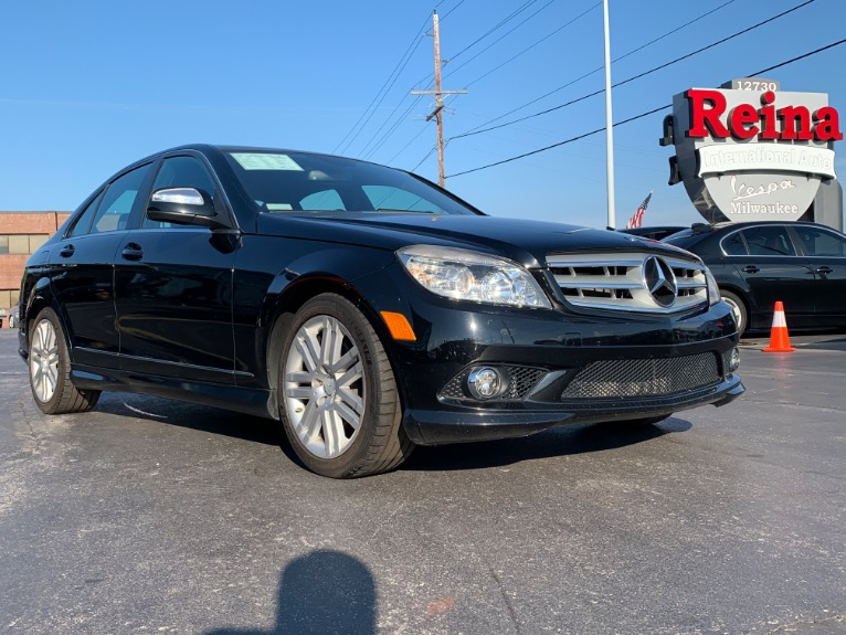 Used-2008-Mercedes-Benz-C300-4MATIC-Sport
