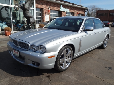 2008 Jaguar Xj Series Vanden Plas Stock 2436 For Sale
