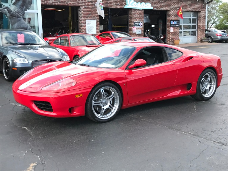 Used-1999-Ferrari-360-Coupe-Euro-F1