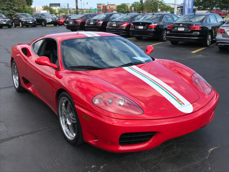 Used 1999 Ferrari 360 Coupe Euro F1 | Brookfield, WI