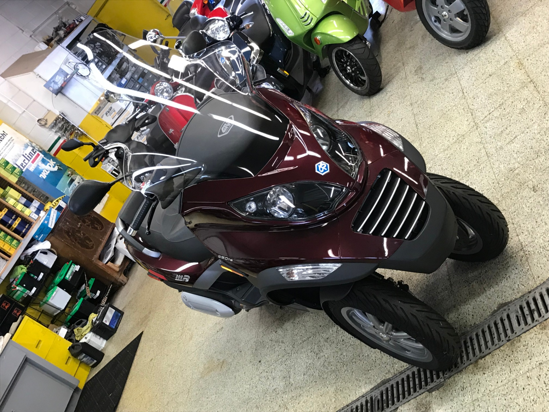Used-2007-Piaggio-MP3-250