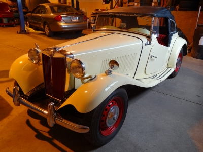 Used 1953 MG TD  | Brookfield, WI