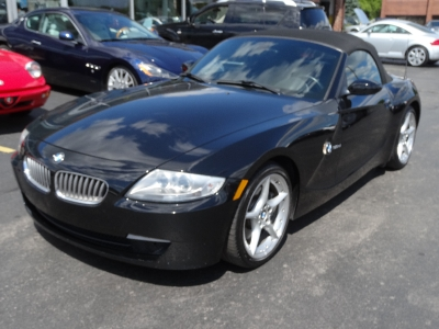2006 Bmw Z4 Convertible 3 0si Stock 1955 For Sale Near