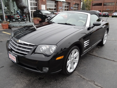 2005 Chrysler Crossfire Convertible Limited Stock 6899