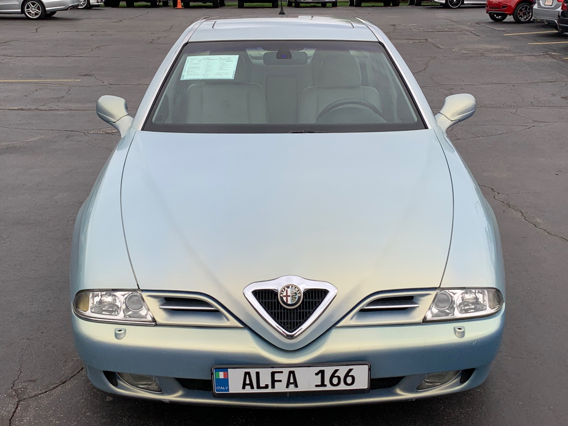 Used-1999-Alfa-Romeo-166