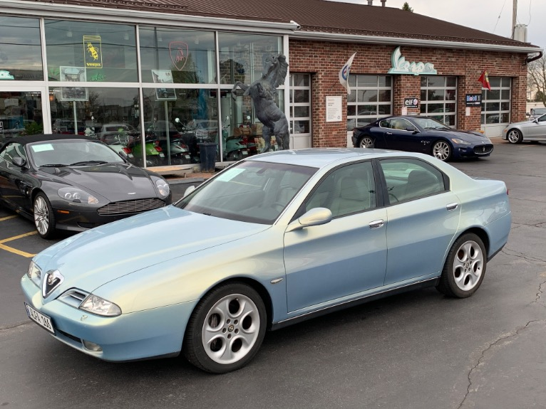 Used 1999 Alfa Romeo 166  | Brookfield, WI