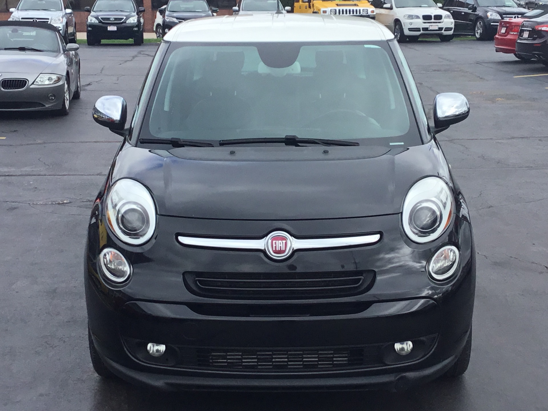 2014 fiat 500l lounge stock 4844 for sale near brookfield wi wi fiat dealer. Black Bedroom Furniture Sets. Home Design Ideas