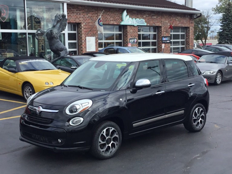 Used 2014 FIAT 500L Lounge | Brookfield, WI