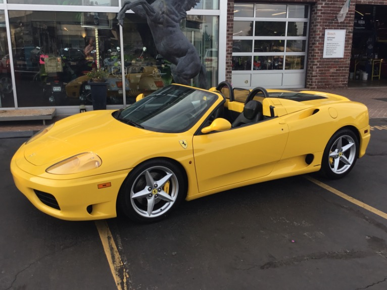 Used 2004 Ferrari 360 Spider  | Brookfield, WI