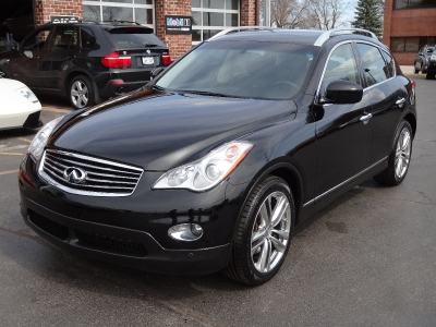 2011 Infiniti Ex35 Awd Journey Stock 3731 For Sale Near