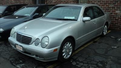 Used 2001 Mercedes-Benz E-Class E320 | Brookfield, WI
