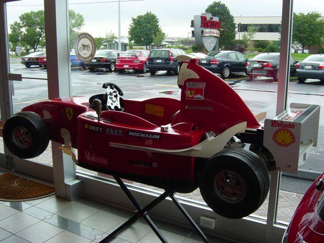 0 Ferrari Go Kart F1 Go Kart Stock F1gokart For Sale