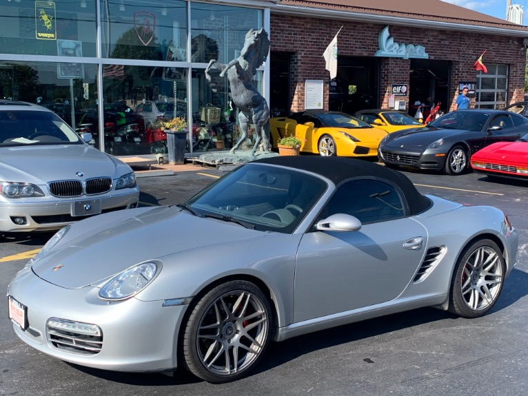 Used 2006 Porsche Boxster S    6-Speed Manual   Brookfield, WI