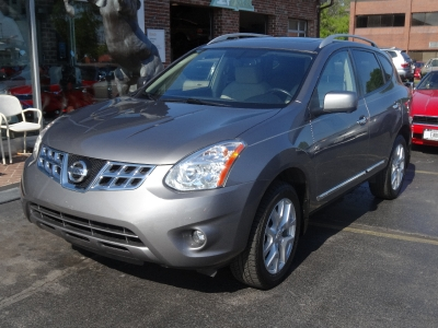 2012 Nissan Rogue Awd Sv W Sl Package Stock 0517 For