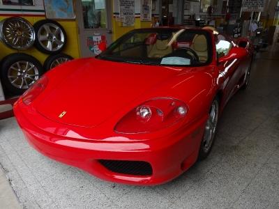 Used-2003-Ferrari-360-Spider-F1