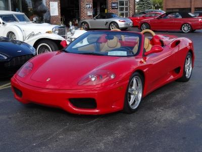 Used 2003 Ferrari 360 Spider F1 | Brookfield, WI